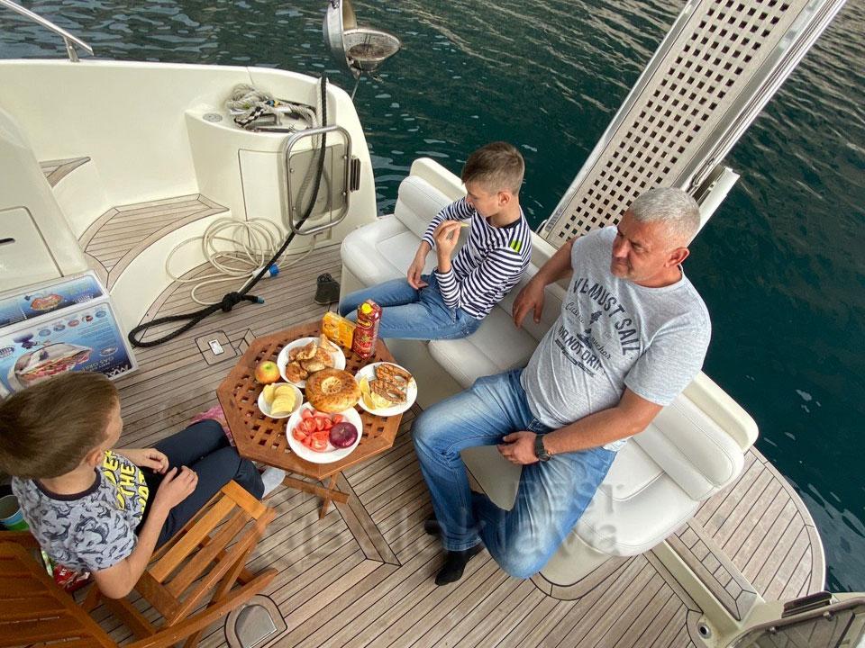 отдых-на-яхте-балаклава